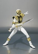 Power Rangers 6'' White Ranger S.H Figuarts Action Figure