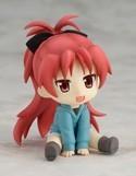 Puella Magi Madoka Magica 3'' Kyoko School Uniform Petanko Trading Figure