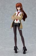 Steins;Gate Makise Kurisu Figma Action Figure