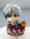 Tales of Xillia 2'' Ludger Will Kresnik Petit Chara Land Trading Figure