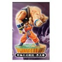 Dragonball Z Goku and Nappa Trading Figure
