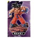 Dragonball Z Goku Ripping Clothes 'Trading Figure