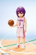 Kuroko's Basketball 4'' Murasakibara Half Age Trading Figure
