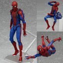 Spiderman 6'' Figma Action Figure
