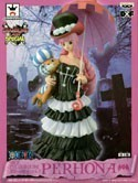 One Piece 6'' Perona Grandline Lady Special Vol. 2 Prize Figure