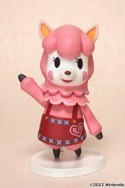 Animal Crossing Reese 4'' Kaitendoh Figure