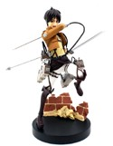 Attack on Titan 8''  Eren Furyu Prize Figure
