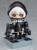 Black Rock Shooter Strength Nendoroid Figure