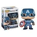 Marvel Captain America Funko Pop #41 Figure