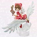 Card Captor Sakura 8'' Sakura Furyu Prize Figure