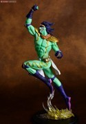 Jojo's Bizarre Adventures Star Platinum Statue Legend 1/9 Scale Dimolto Figure