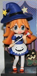 Neon Genesis Evangelion 8'' Asuka Witch Puchi Prize Figure