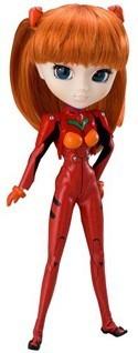 Neon Genesis Evangelion Asuka Pullip Doll