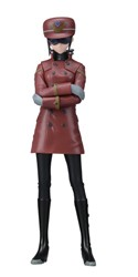 Neon Genesis Evangelion 8'' Misato Side Wille Second Sega Prize Figure