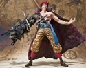 One Piece 8'' Eustass Kid Figuarts Zero Bandai Figure