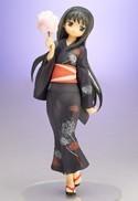 Puella Magi Madoka Magica Homura Yukata 1/8 Scale Good Smile Figure