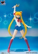 Sailor Moon Sailormoon S.H Figuarts Bandai Action Figure