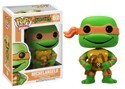Teenage Mutant Ninja Turtles Michaelangelo Funko Pop  Figure