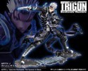 Trigun Vash The Gunman in Black 1/8 Scale Kotobukiya Figure