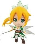 Sword Art Online 3'' Leafa ALO Chibi Kyun Prize Figure