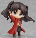 Fate Stay Night 3'' Rin Trading Figure Type Moon Collection