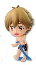 Free! - Iwatobi Swim Club 3'' Nagisa Chibi Kyun Prize Figure