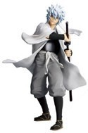 Gintama 4'' Gintoki Movie Styling Trading Figure