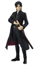 Gintama 4'' Hijikata Movie Styling Trading Figure