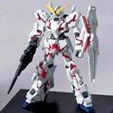 Gundam 1/400 Scale RX-0 Gundam DX8 Special Trading Figure