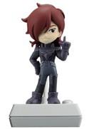 Gundam 00 3'' Patrick Voice Doll Trading Figure Series 2