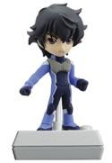 Gundam 00 3'' Setsuna Voice Doll Trading Figure Series 2