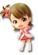 Idolmaster 4'' Futami Ami Chibi Kyun Ichiban Kuji Trading Figure