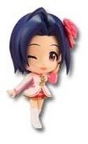 Idolmaster 4'' Azusa Chibi Kyun Ichiban Kuji Trading Figure
