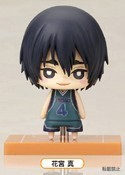 Kuroko's Basketball 2'' Mitobe One Coin 3rd Quarter Trading Figure