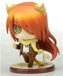 Chiral Gakuen Vol. 2 2'' The Poet One Coin Grande Trading Figure