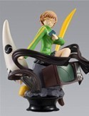 Persona 4 Chess Piece 4'' Chie Trading Figure