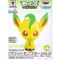 Pokemon 3'' Leafeon I love Eevee Trading Figure