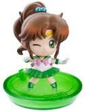 Sailor Moon Deformaster Petit Vol. 1 Sailor Jupiter Winking 2'' Trading Figure
