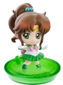 Sailor Moon Deformaster Petit Vol. 1 Sailor Jupiter 2'' Trading Figure
