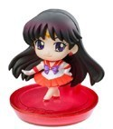 Sailor Moon Deformaster Petit Vol. 1 Sailor Mars 2'' Trading Figure