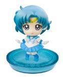 Sailor Moon Deformaster Petit Vol. 1 Sailor Mercury 2'' Trading Figure