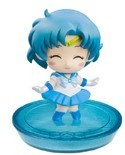 Sailor Moon Deformaster Petit Vol. 1 Sailor Mercury Smiling 2'' Trading Figure