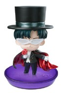 Sailor Moon Deformaster Petit Vol. 1 Tuxedo Mask with Mask 2'' Trading Figure