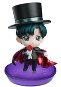 Sailor Moon Deformaster Petit Vol. 1 Tuxedo Mask without Mask 2'' Trading Figure