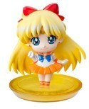Sailor Moon Deformaster Petit Vol. 1 Sailor Venus 2'' Trading Figure