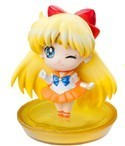 Sailor Moon Deformaster Petit Vol. 1 Sailor Venus Winking 2'' Trading Figure