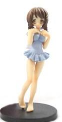 Shakugan no Shana 4'' Yoshida Kazumi Blue Swim Suit Trading Figure