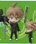 Super Dangan Ronpa 3'' Makoto Naegi Pointing Gashapon Trading Figure