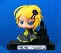 Vocaloid 3'' Rin Vignette Sega Prize Trading Figure