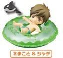 Free! - Iwatobi Swim Club Makoto Bath Trading Figure Vol. 2